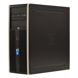 Calculator HP Compaq Elite 8100 Tower, Intel Core i5 3.2 Ghz, 4 GB DDR3, Hard Disk 250 GB SATA, DVDRW, Windows 7 Home Premium, 3