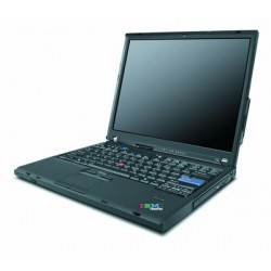 Laptop Lenovo ThinkPad T60, Intel Core Duo T5600 1.83 GHz, 2 GB DDR2, 80 GB HDD SATA, DVD-CDRW, WI-FI, Bluetooth, Finger Print,
