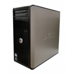 Calculator DELL Optiplex 380 Tower, Intel Core 2 Duo E8400 3.0 GHz, 2 GB DDR3, 320 GB HDD SATA, DVDRW, Windows 7 Professional, 3