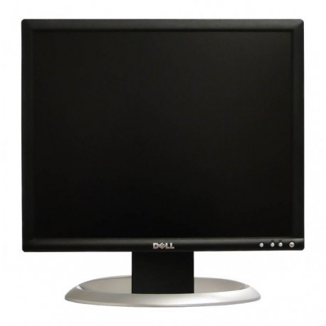 Monitor 19 inch LCD DELL 1907FP, Black & Silver