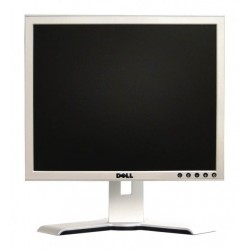 Monitor 17 inch LCD DELL UltraSharp 1707FP, Silver & Black