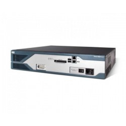 Router Cisco 2821 2GE, Base Unit