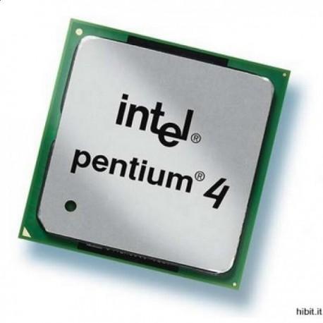 Procesor calculator Intel Pentium 4, 2.4 GHz socket 478