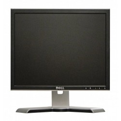Monitor 17 inch LCD DELL UltraSharp 1708FP, Black & Silver