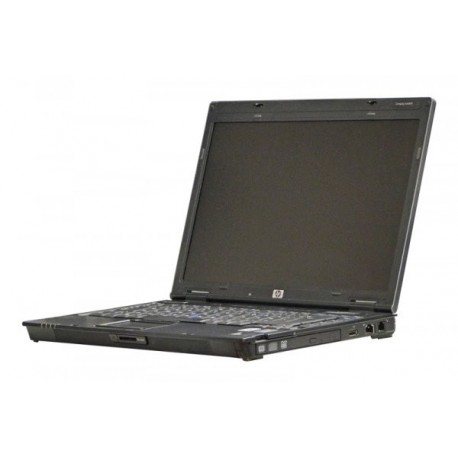 Laptop HP Compaq NC6400, Intel Core 2 Duo T5500 1.66 GHz, 1 GB DDR2, 40 GB HDD SATA, DVD-CDRW, Wi-Fi, Bluetooth, Card Reader,