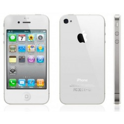 Telefon Apple iPhone 4S White, 16 GB, Wi-Fi, fara incarcator, fara cablu de date