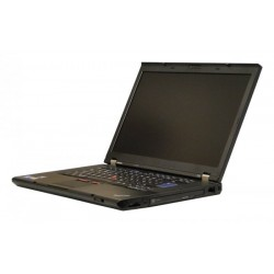 Laptop Lenovo ThinkPad T510, Intel Core i5 520M 2.4 GHz, 4 GB DDR3, 250 GB HDD SATA, DVDRW, WI-FI, Card Reader, Finger Print,