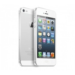 Telefon Apple iPhone 5 White, 16 GB, Wi-Fi, fara incarcator, fara cablu de date, pata display