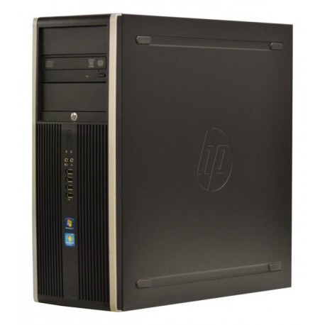 Calculator HP Compaq Elite 8200 Tower, Intel Dual Core G620 2.6 GHz, 2 GB DDR3, 250 GB HDD SATA