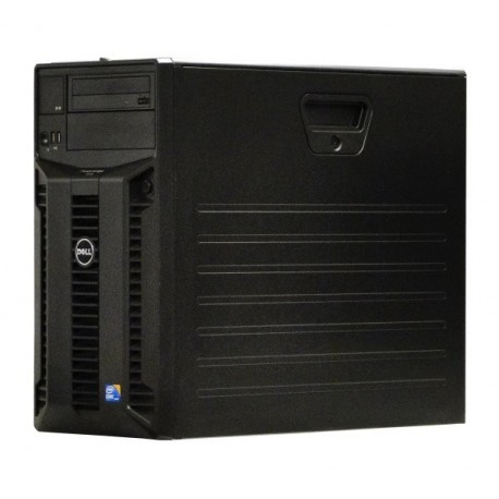 Server Dell PowerEdge T310, Tower, Intel Core i3 540 3.06 GHz, 2 GB DDR3, DVD-ROM, Raid Controller SAS/SATA Dell Perc H200,