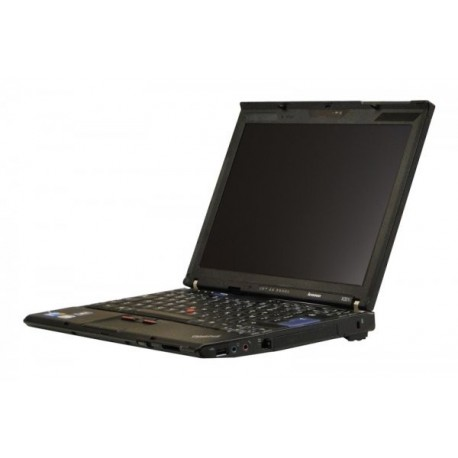 Laptop Lenovo ThinkPad X201i, Intel Core i3 Mobile 330M 2.13 GHz, 2 GB DDR3, 250 GB HDD SATA, WI-FI, Card Reader, WebCam,