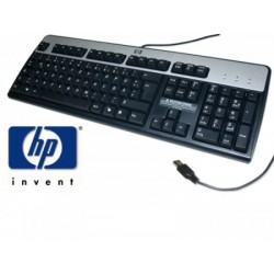 Tastatura HP, AZERTY, PS2