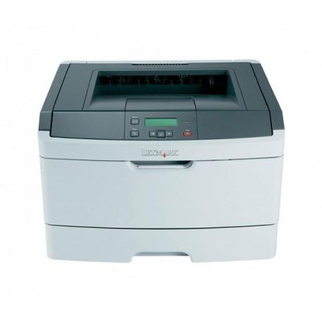 Imprimanta Laser Monocrom A4 Lexmark E360d, 40 pagini/minut, 80.000 pagini/luna, 1200 x 1200 DPI, Duplex, 1 x USB, 1 x
