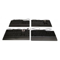 Tastaturi Noi Dell, Multimedia, QWERTY, USB, mix models