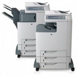 Imprimanta Multifunctionala Laser Color A4 HP CM 4730 mfp, 30 pagini/minut negru, 30 pagini/minut color, 175.000 pagini/luna,