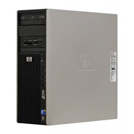 Workstation HP Z400 Tower, Intel Xeon W3580 3.33 GHz, 8 GB DDR3 ECC, 120 GB SSD NOU, DVD-ROM, nVidia Quadro NVS 295