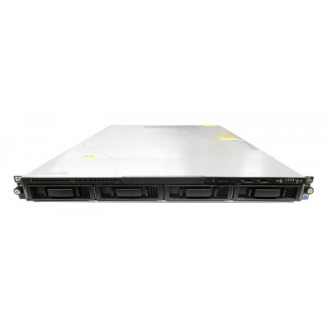 Server HP ProLiant DL160 G6, Rackabil 1U, 2 Procesoare Intel Quad Core Xeon E5620 2.4 Ghz, 64 GB DDR3 ECC, 2 x 1 TB HDD SAS Raid