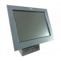 Sistem POS IBM SurePOS 4840-563, Display 15inch Touchscreen, Intel Celeron 2.0 GHz, 1 GB DDRAM, 40 GB HDD ATA, Windows 7 Home
