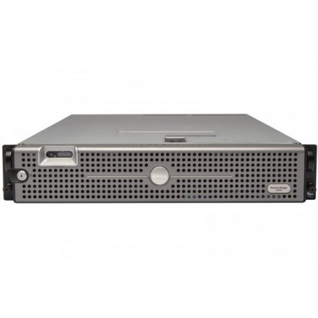 Server DELL PowerEdge 2950 II, Rackabil 2U, 2 Procesoare Intel Quad Core Xeon E5310 1.8 GHz, 8 GB DDR2 ECC FB, 2 x 73 GB HDD SAS