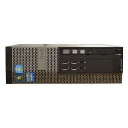 Calculator DELL Optiplex 790 Desktop SFF, Intel Core i7 2600 3.4 GHz, 4 GB DDR3, 500 GB HDD SATA, DVDRW, Windows 7 Professional,