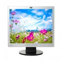 Monitor 17 inch LCD HP L1706, Silver & Black, Garantie pe Viata