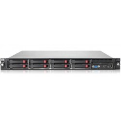 Server HP ProLiant DL360 G7, Rackabil 1U, 2 Procesoare Intel Six Core Xeon E5645 2.4 GHz, 8 GB DDR3, Raid Controller SAS/SATA HP
