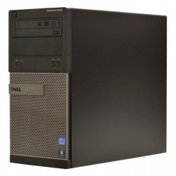 Calculator Dell Optiplex 3010 Tower, Intel Core i5 3470 3.2 GHz, 4 GB DDR3, 120 GB SSD NOU, DVD, Windows 10 Professional,