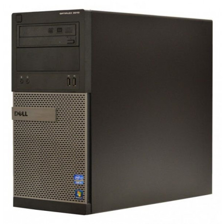 Calculator Dell Optiplex 3010 Tower, Intel Core i5 3470 3.2 GHz, 8 GB DDR3, 500 GB HDD SATA, DVD, Windows 7 Professional,