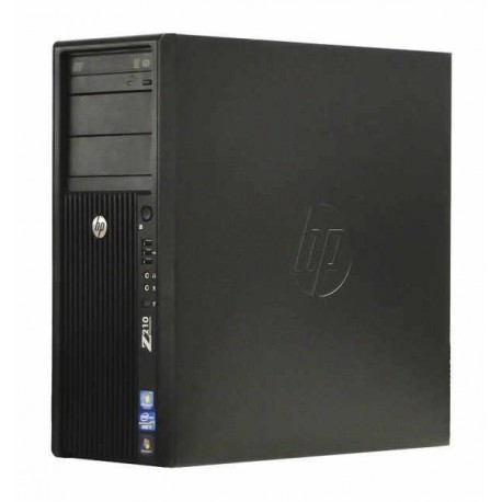 Workstation HP Z210 Tower, Intel Core i7 2600 3.4 GHz, 4 GB DDR3, 320 GB HDD SATA, DVD, Windows 7 Professional, Garantie pe