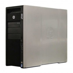 Workstation HP Z820 Tower, 2 Procesoare Intel Octa Core Xeon E5-2670 2.6 GHz, 32 GB DDR3 ECC, 300 GB HDD SAS, DVDRW, Placa video