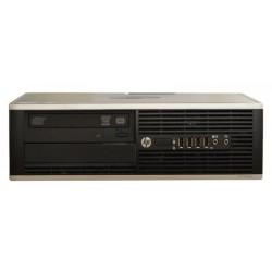 Calculator HP Compaq Elite 6200 Pro Desktop, Intel Core i3 2100 3.1 GHz, 4 GB DDR3, 250 GB HDD SATA, DVDRW, Card Reader, Windows