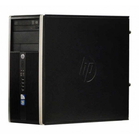 Calculator HP Compaq Elite 6200 Pro Tower, Intel Core i7 2600 3.4 GHz, 4 GB DDR3, 1 TB SATA NOU, DVDRW, Windows 10 Pro, Garantie