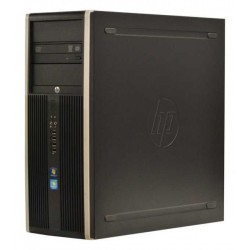 Calculator HP Compaq Elite 8200 Tower, Intel Core i5 2400 3.1 GHz, 4 GB DDR3, 120 GB SSD NOU, DVD, Windows 7 Home Premium,