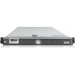 Server Dell PowerEdge 1950 III, Rackabil 1U, Procesor Intel Quad Core Xeon E5420 2.5 GHz, 2 GB DDR2 FB, DVD-CDRW, Raid