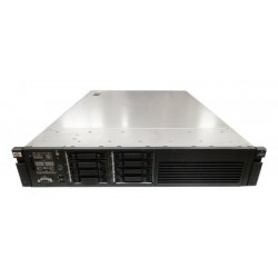 Server HP ProLiant DL380 G6, Rackabil 2U, 2 Procesoare Intel Quad Core Xeon X5570 2.93 GHz, 8 GB DDR3 Reg, Raid Controller