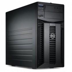 Server Dell PowerEdge T310, Tower, Intel Quad Core Xeon X3430 2.4 GHz, 2 GB DDR3 ECC, 250 GB SSD SAMSUNG NOU, DVDRW, Raid