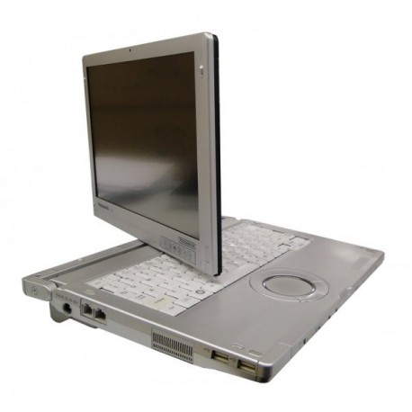 Laptop Panasonic Toughbook CF-C1, Intel Core i5 520M 2.4 Ghz, 6 GB DDR3, 128 GB SSD, Wi-Fi, 3G, Bluetooth, Card Reader, Webcam,