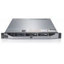 Server DELL PowerEdge R610, Rackabil 1U, 2 Procesoare Intel Quad Core Xeon E5620 2.4 GHz, 8 GB DDR3 ECC Reg, DVD-ROM, Raid