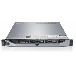 Server DELL PowerEdge R610, Rackabil 1U, 2 Procesoare Intel Quad Core Xeon E5620 2.4 GHz, 64 GB DDR3 ECC Reg, 4 x 240 GB SSD