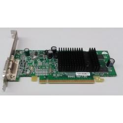 Placa video ATI Radeon X300, PCI-E, 128 MB DDR, DMS-59