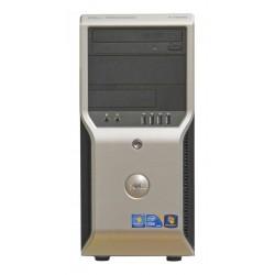 Workstation DELL Precision T1500 Tower, Intel Core i7 870 2.93 GHz, 4 GB DDR3, 500 GB HDD SATA, DVDRW, Placa grafica nVidia