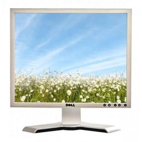 Monitor 19 inch LCD DELL UltraSharp 1908FP, Black & Silver, Garantie pe Viata