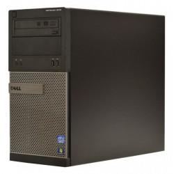 Calculator Dell Optiplex 3010 Tower, Intel Core i5 3470 3.2 GHz, 4 GB DDR3, 240 GB SSD NOU, DVD, Windows 7 Professional,