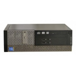 Calculator Dell Optiplex 3020 Desktop SFF, Intel Core i3 4150 3.5 GHz, 4 GB DDR3, 500 GB HDD SATA, DVDRW, Windows 7