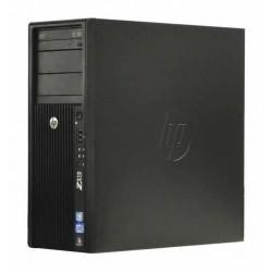 Workstation HP Z210 Tower, Intel Core i7 2600 3.4 GHz, 4 GB DDR3, 320 GB HDD SATA, DVD, Windows 10 Pro, Garantie pe Viata