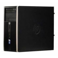 Calculator HP Compaq Elite 6200 Pro Tower, Intel Core i7 2600 3.4 GHz, 4 GB DDR3, 240 GB SSD NOU, DVDRW, Windows 7 Home Premium,