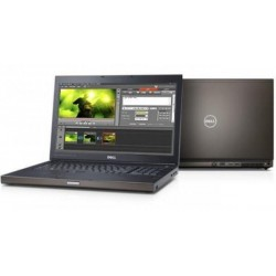 Laptop Dell Precision M6700, Intel Core i7 3740QM 2.7 GHz, 16 GB DDR3, 240 GB SSD NOU, DVDRW, nVidia Quadro K3000M, WI-Fi, Card